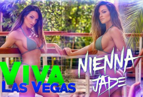 Viva Las Vegas: Nienna Jade Strikes a Pose