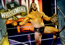 Drew McIntyre Wins the WWE Title in the Main Event of WrestleMania