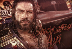 """Roman Reigns' First Comments After Historic WrestleMania """"Stack 'em"""" Pin: """"Acknowledge Me!"""""""