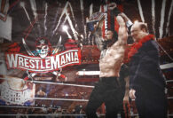 Bob Mulrenin's Photo Diary: Roman Reigns' Historic #StackEm Victory at WWE WrestleMania