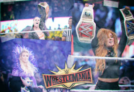 360 Coverage of Becky Lynch Defeating Ronda Rousey & Charlotte Flair in the Winner Take All Main Event at WrestleMania 35