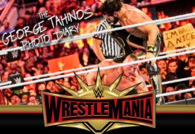 George Tahinos Photo Diary: Paul Heyman Interrupts Hulk Hogan, But Seth Rollins Slays The Beast at WrestleMania 35