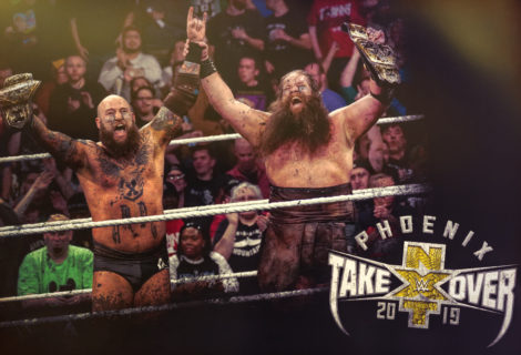 Hustle Photo Book: War Raiders Win NXT Tag Team Titles From Undisputed Era