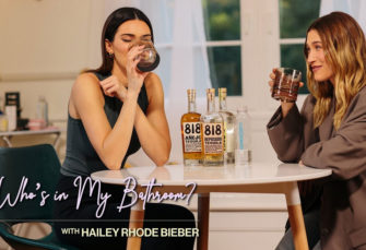 """Hailey Rhode Bieber and Kendall Jenner Play """"Never Have I Ever"""""""