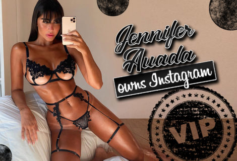 Jennifer Auada Owns Instagram