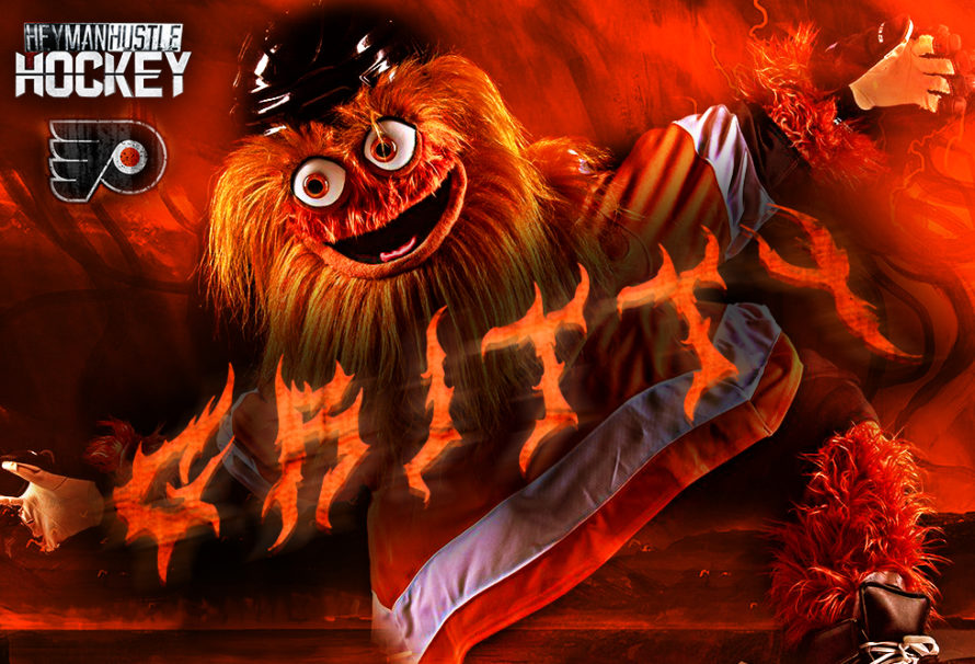 The Broad Street Bullies 2018: Meet Gritty