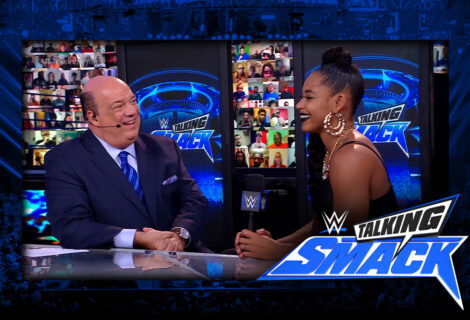 WWE #TalkingSmack: Paul Heyman Offers Bianca Belair a Different Perspective on WrestleMania