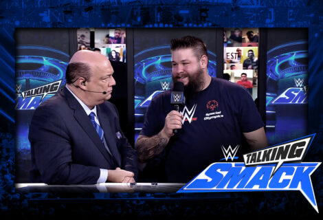 WWE #TalkingSmack: KO is Ready for WrestleMania