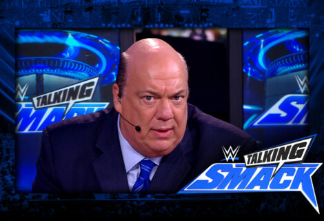 Paul Heyman Opens WWE #TalkingSmack with a Spoiler