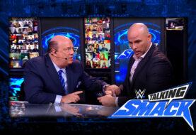 WWE #TalkingSmack: Paul Heyman Explains How Adam Pearce's WrestleMania Main Event Ruling is Dangerous for Edge and Daniel Bryan